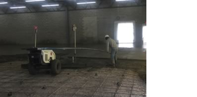 Laser Screed Service